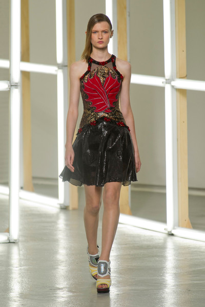Rodarte at New York Spring 2013