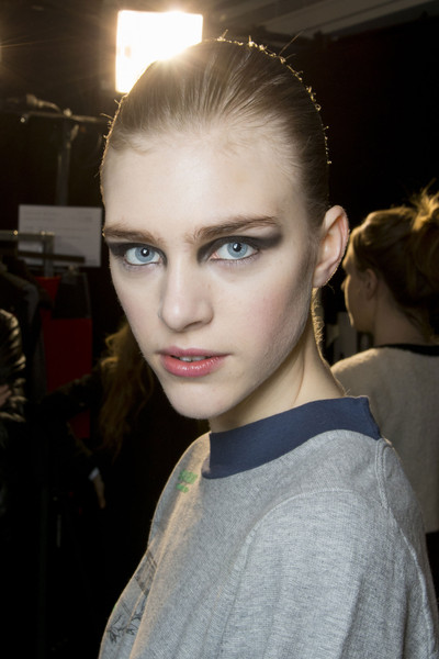 Roland Mouret at Paris Fall 2013 (Backstage)