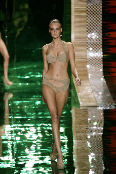 Rosa Cha at New York Spring 2007