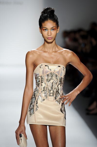 Rosa Cha at New York Spring 2011