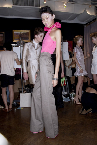 Ruffian at New York Spring 2008 (Backstage)