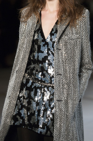 Saint Laurent Clp Tris at Paris Fall 2014 (Details)