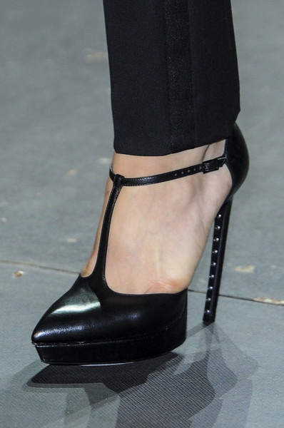Saint Laurent at Paris Spring 2013 (Details)