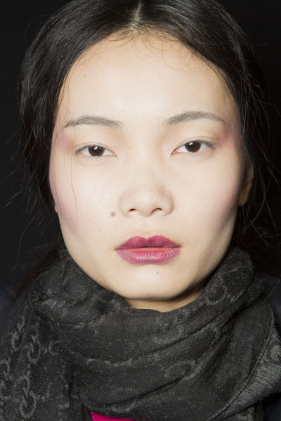Sally LaPointe at New York Fall 2013 (Backstage)
