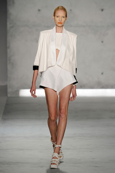 Sally LaPointe at New York Spring 2013