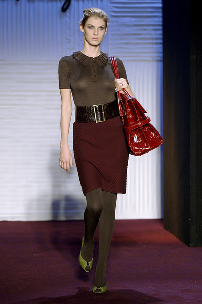 Salvatore Ferragamo at Milan Fall 2006