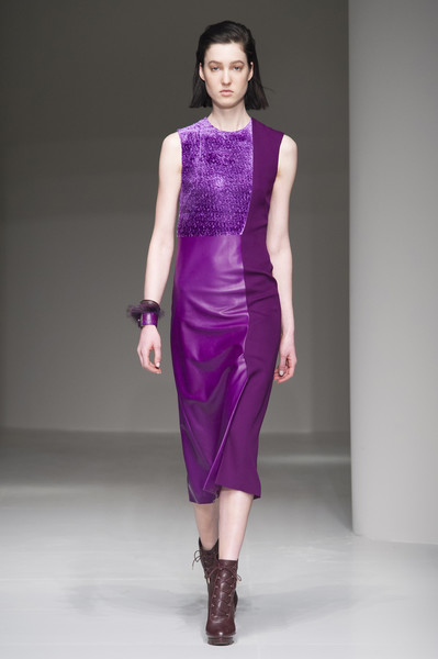 Milan S Dreamiest Runway Dresses For Fall Salvatore Ferragamo