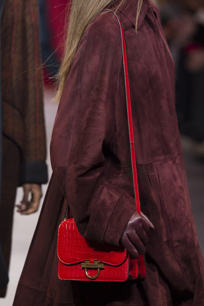Salvatore Ferragamo at Milan Fall 2018 (Details)
