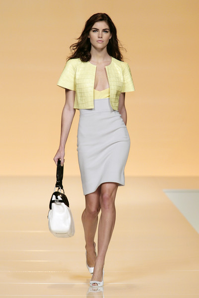 Salvatore Ferragamo at Milan Spring 2007