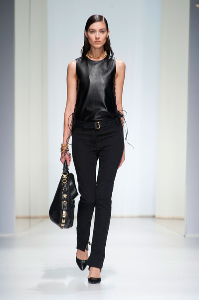 Salvatore Ferragamo at Milan Spring 2013