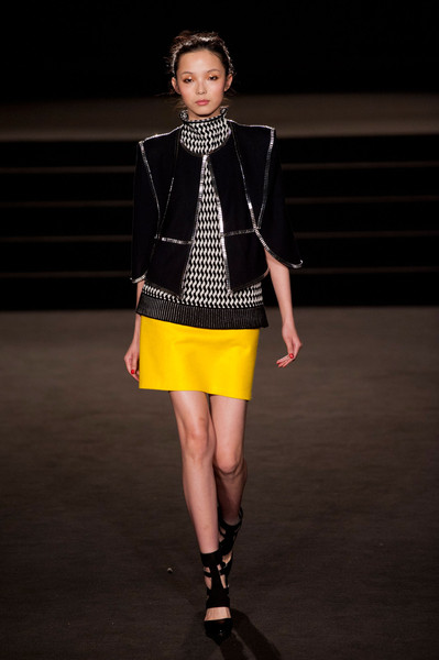 Sass And Bide at London Fall 2013