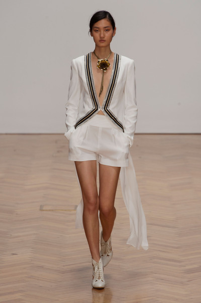 Sass & Bide at London Spring 2013