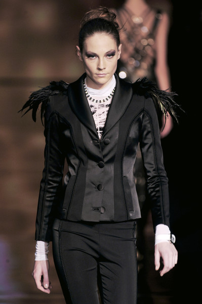 Seduzioni Diamonds Valeria Marini at Milan Fall 2009