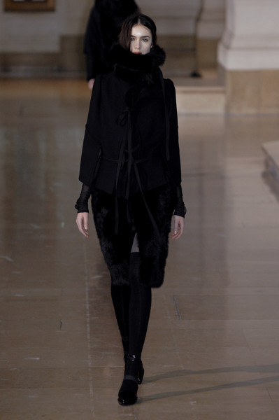Sharon Wauchob at Paris Fall 2007