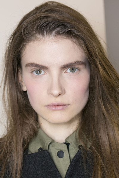 Sharon Wauchob at Paris Fall 2013 (Backstage)