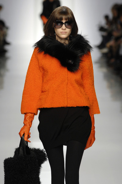 Simonetta Ravizza at Milan Fall 2007