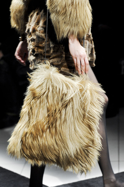 Simonetta Ravizza at Milan Fall 2011 (Details)