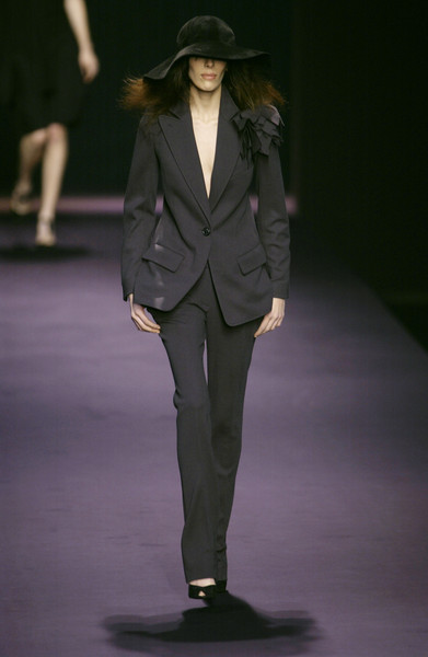 Sonia Rykiel at Paris Fall 2002