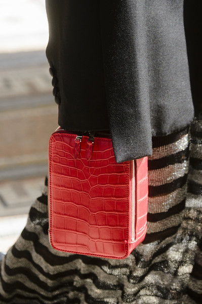Sonia Rykiel at Couture Fall 2018 (Details)