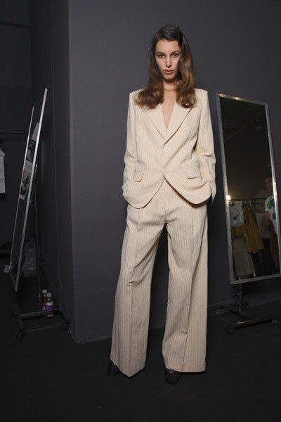 Sonia Rykiel at Paris Spring 2012 (Backstage)