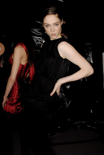 Sophia Kokosalaki at Paris Fall 2007 (Backstage)