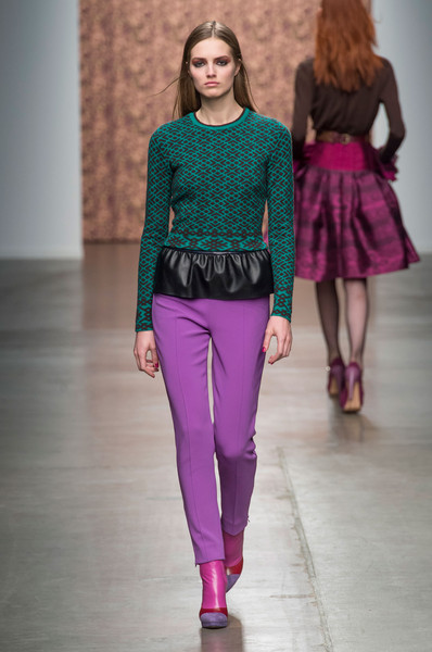Sophie Theallet at New York Fall 2015