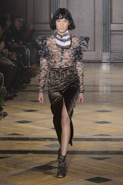 Sophie Theallet at New York Fall 2016 [fashion,fashion model,runway,fashion show,clothing,haute couture,public event,fashion design,event,leg,sophie theallet,fashion,fashion model,runway,clothing,fashion design,new york fashion week,fashion show,event,event]