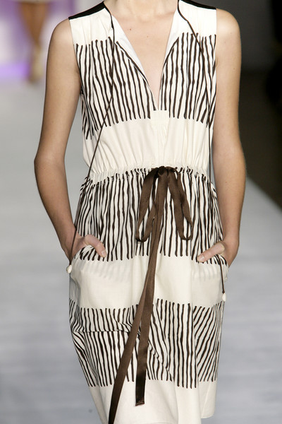 Sophie Theallet at New York Spring 2010 (Details)