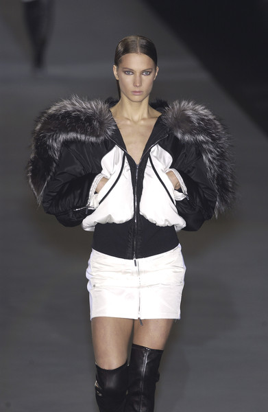 Sportmax at Milan Fall 2003