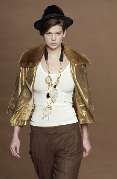 Sportmax at Milan Fall 2005
