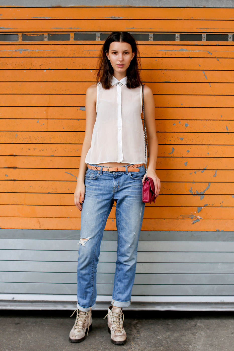 New York Fashion Week Spring 2013 Models Pictures Livingly