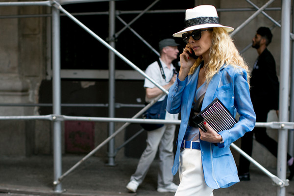 Attendees at New York Spring 2014 []