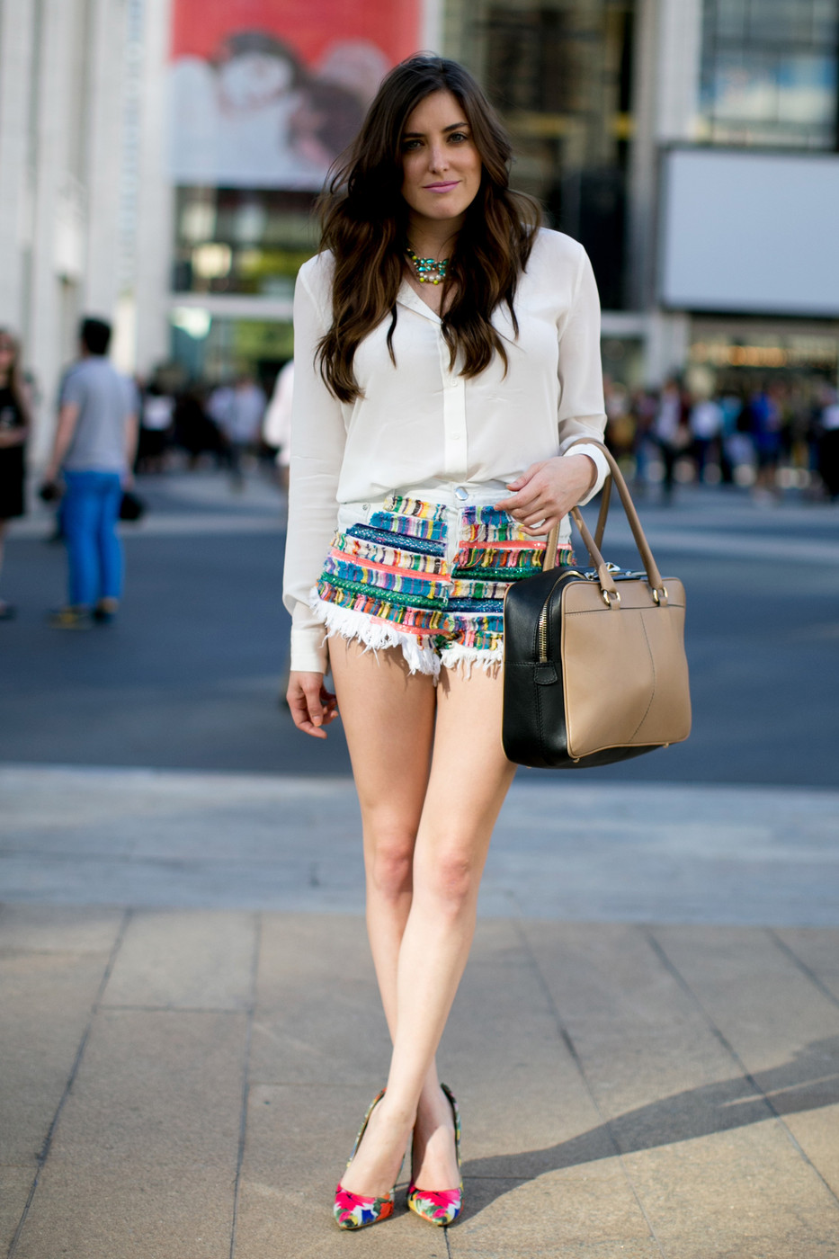 Clothes to Avoid When You re Short Who What Wear 8