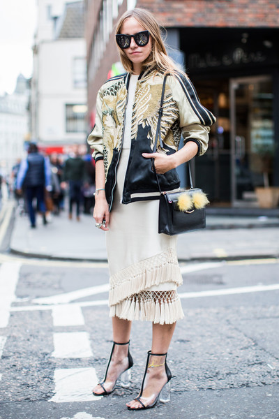 Fringe and Embroidery