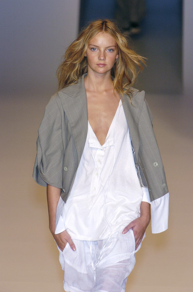Stella McCartney at Paris Spring 2005