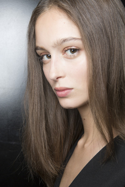 Stéphane Rolland at Couture Fall 2017 (Backstage)