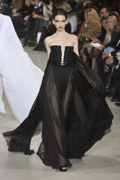 Stéphane Rolland at Couture Spring 2010