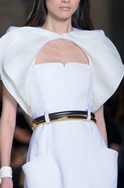 Stéphane Rolland at Couture Spring 2012 (Details)