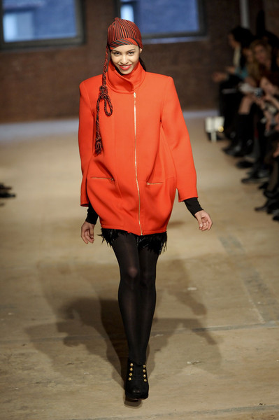 Stephen Burrows at New York Fall 2011