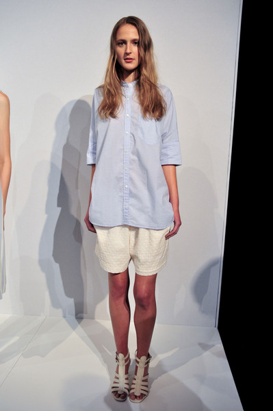 Steven Alan at New York Spring 2014