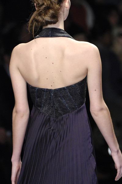 Sybilla at Paris Fall 2007 (Details)