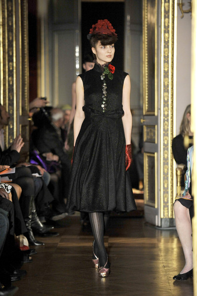 Talbot Runhof at Paris Fall 2008