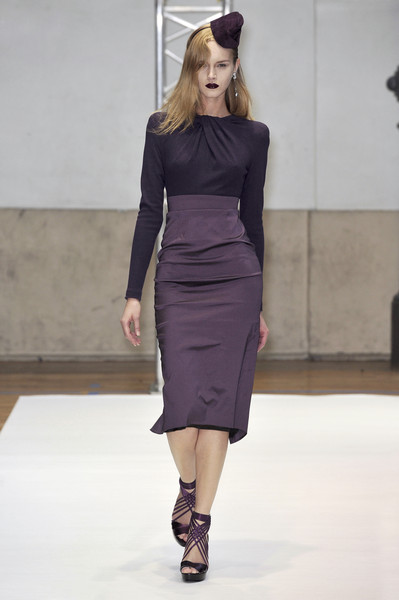 Talbot Runhof at Paris Fall 2009