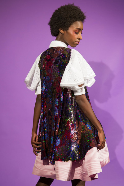 Talbot Runhof at Paris Fall 2018 (Backstage) [clothing,fashion,fashion design,hairstyle,purple,fashion model,dress,outerwear,afro,model,supermodel,fashion,model,runway,purple,haute couture,clothing,talbot runhof,paris fashion week,fashion show,runway,fashion show,model,fashion,haute couture,supermodel,purple]