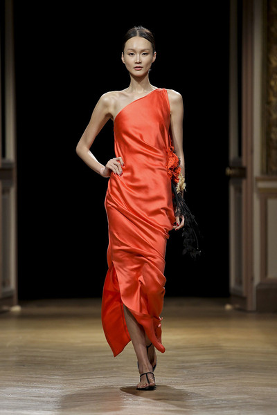 Talbot Runhof at Paris Spring 2012