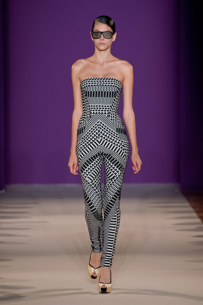 Talbot Runhof at Paris Spring 2014