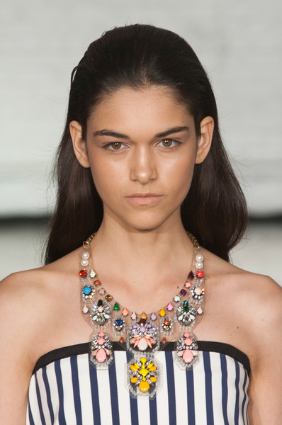 Tanya Taylor at New York Spring 2014 (Details)