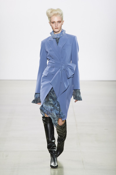 Taoray Wang at New York Fall 2020
