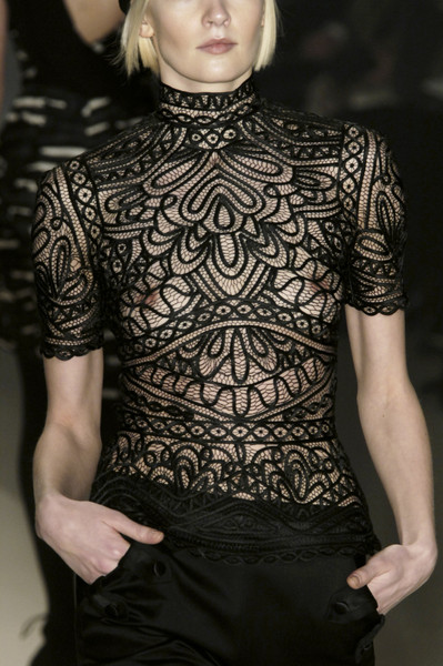 Temperley London at New York Fall 2006 (Details)