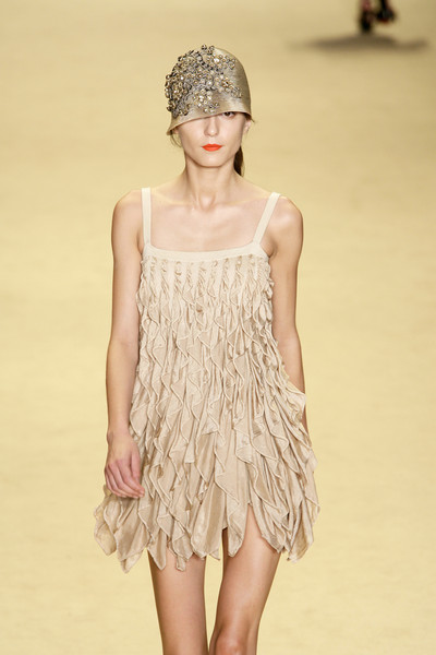 Temperley London at New York Spring 2008